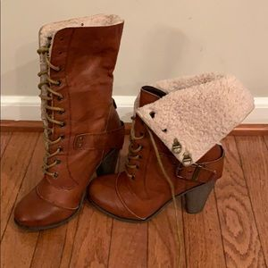 Vintage Nine West boot